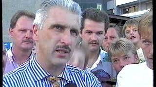 1994: Mit Hannes Kartnig geht es bei Sturm Graz aufwärts