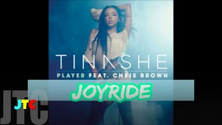 Tinashe ft Chris Brown - Player (Clean)