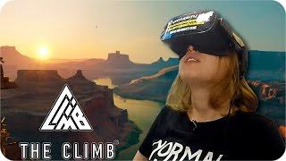 The Climb - покоряем горы с OCULUS RIFT CV1