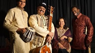Sitar Maestro Ashwin Batish, Master Class, Indian Music, Kuumbwa Jazz Center