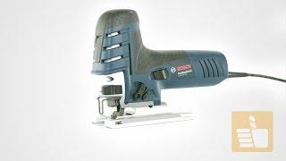 780W in einer Stichsäge - Die Power-Säge von Bosch (GST 150 CE)