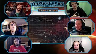 Mostly Harmful S2E15 | The Most Dangerous Game(show) | Starfinder