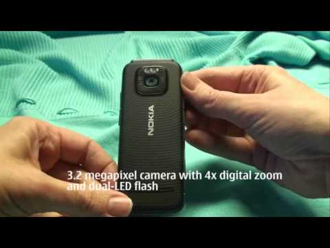 Nokia 5630 XpressMusic - Video Demo
