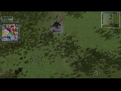 SUPREME COMMANDER EPIC 41 - Custom 6v6 on Open Wonder