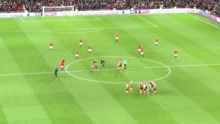 Manchester United vs Hull City before kickoff. | Technical Adventures