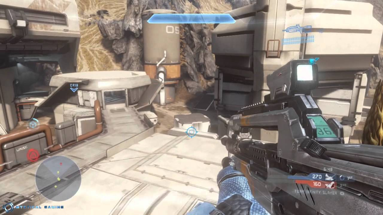 Halo 4 matchmaking infinity slayer