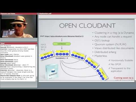 O'Reilly Webcast: Flexible Scaling with CouchDB Replication