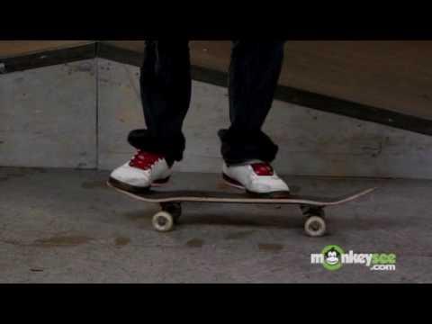 How To Do A Kickflip On A Skateboard