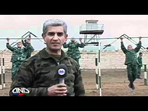 Azerbaijan State Border Guards 2011 (Part 1)