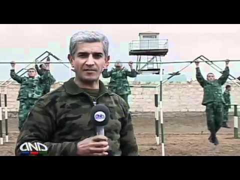Azerbaijan State Border Guards 2011 (Part 1)
