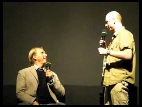 David Rasche Interview (6/6)
