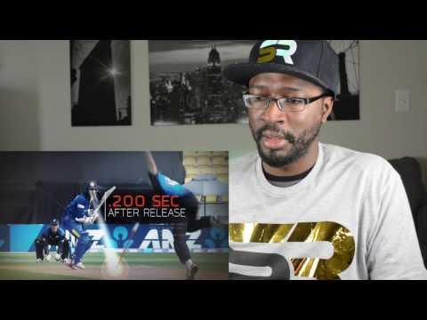 Sports Science - Cricket vs Baseball REACTION