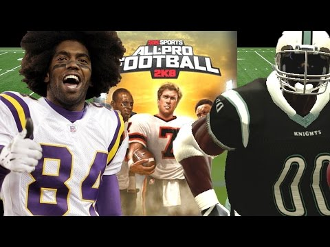 Biggie Phats and The Big Boss Randy Moss - ALL Pro Football 2k8