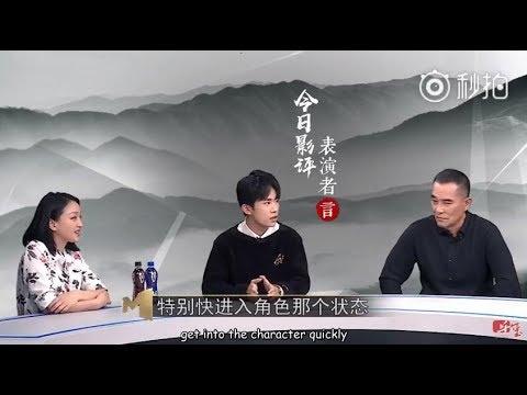 【TFBOYS Jackson Yee】Movie Talk - The Performer's Story With Zhou Xun (English Sub)【易烊千玺】 streaming vf