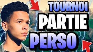 🔴 TOURNOI PARTS PERSONNALISÉEISED ON FORTNITE, SEE PLAY!
