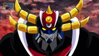 New trailer of next manga, grendizer giga from go nagai