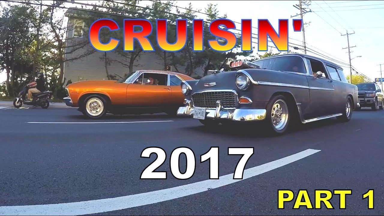 Cruisin\' OC 2017 : Part 1 : OC 2K17 Ocean City MD Cruise Week Car ...