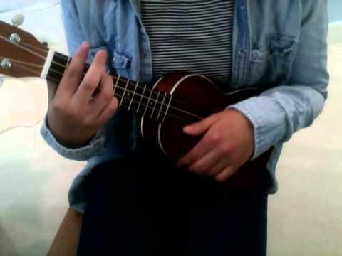 """Kiss Me"" by Ed Sheeran | Ukulele Tutorial"