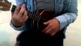 kiss me by ed sheeran   ukulele tutorial