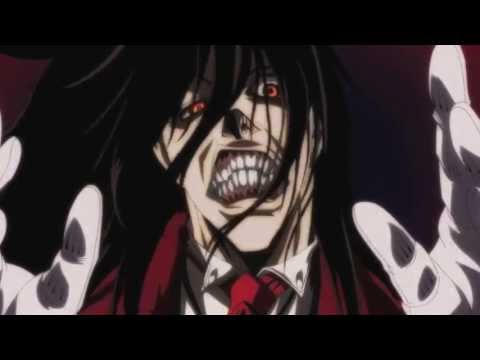 Alucard's Entrance, With Great Power AMV