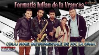 FORMATIA IULIAN DE LA VRANCEA - COLAJ HORE INSTRUMENTALE DE JOC LA ORGA 2016