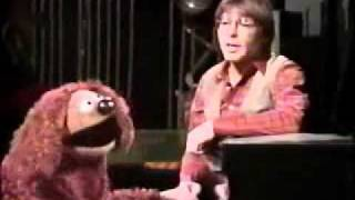 John Denver and Rowlf the Dog - Have Yourself A Merry Little Christmas