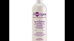 Natural Hair | Aphogee 2 Minute Keratin Reconstructor Review