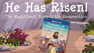He Has Risen! Easter Author Read Aloud for children