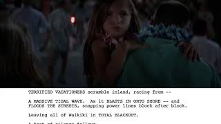 From Script to Screen: Godzilla's Arrival - Tidal Wave Scene