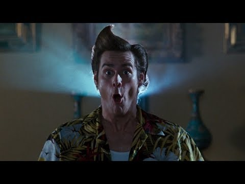 Ace Ventura When Nature Calls-Projection Room