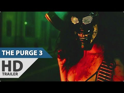 THE PURGE 3: ELECTION YEAR Trailer 2 (Horror Thriller - 2016)
