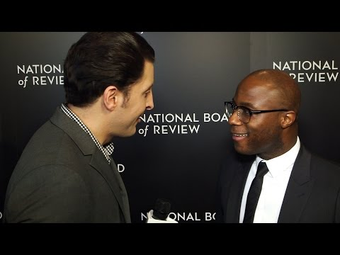 Barry Jenkins at the National Board of Review Gala Behind The Velvet Rope