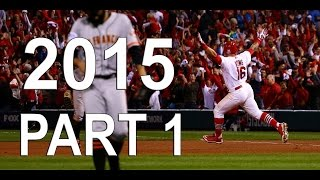 Walk-Off Home Runs of 2015 Part 1