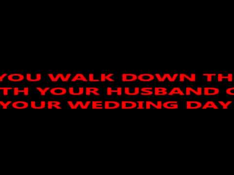 Jimmy Buckley - Your Wedding Day by Curly Cols Karaoke Music Show (With Lyrics).wmv
