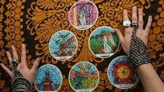 Уроки по гаданию картах Таро для профессионалов #2. Правила пользования колодами