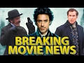 Breaking Movie News New Holmes And Watson Movie And Sherlock Holmes 3 Delayed!!!
