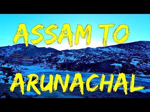 Amazing Road Journey from Tezpur to Tawang HD | Arunachal Pradesh, India