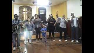M.Soares & Fundamental Family Choir / O nosso General e Cristo