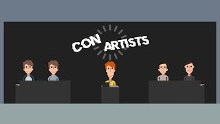 ConArtists - The Video Game Quiz Show