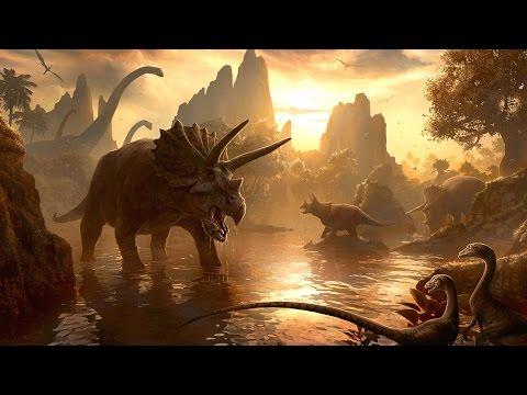 Документальный фильм о динозаврах/ Documentary Film about dinosaurs