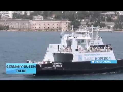 Russia-Germany Talks: Lavrov and Steinmeier discuss eastern Ukraine, Crimea