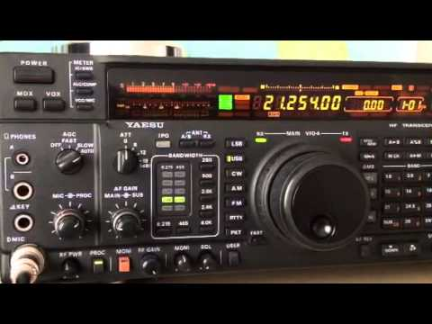 KD2RD Long Island New York Amateur Yaesu FT-1000MP
