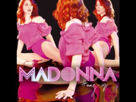 Madonna - Hung Up (Audio)