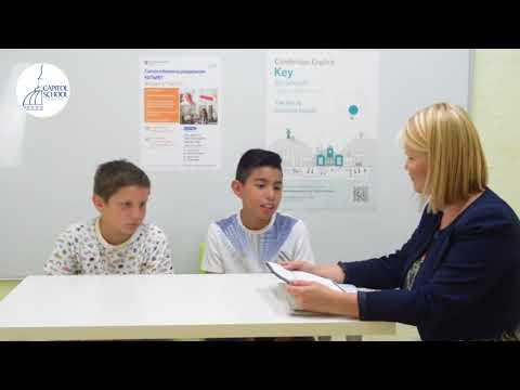 KET (Key English Test) Speaking Test