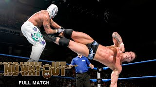 FULL MATCH - Rey Mysterio vs. Randy Orton: No Way Out 2006