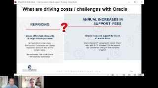 How Oracle tech support policies will force you to pay for unused software