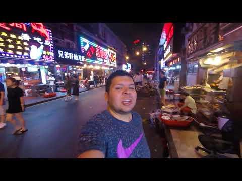 China (Yantai - Shanghai)-- Sept 2017