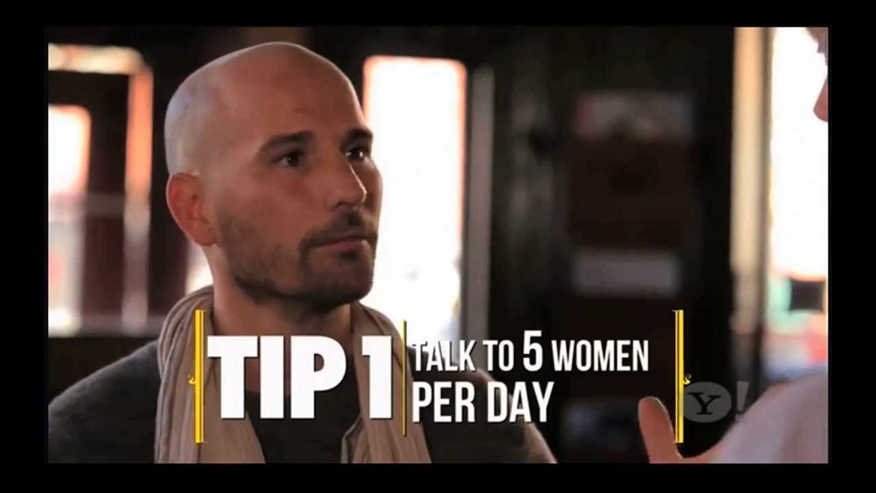 how to start conversation with married woman