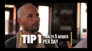 How to Start a Conversation with Women (Mansome) - John Keegan