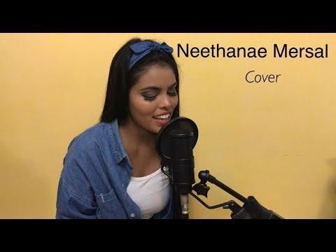 Mersal - Neethanae Cover by Suthasini | Vijay, Samantha | A R Rahman | Atlee